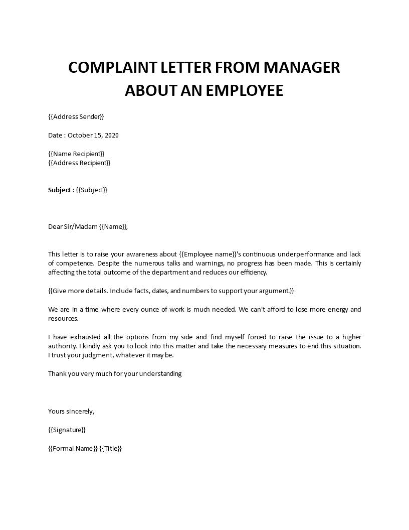 How to write a work complaint letter can anyone write a star trek novel