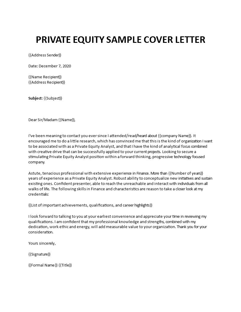 Cover Letter For Portfolio Analyst Good Design Whimsical
