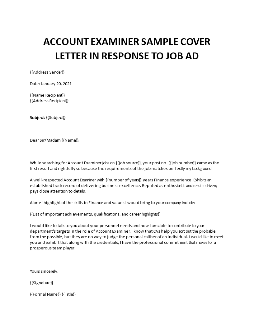 Cover Letter For Title Examiner Primary Concept Popular