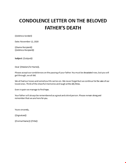 How to write a formal condolence letter ethnic minority dissertation fellowship